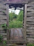 De tuin verder Stock Fotografie