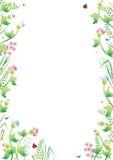 De tuinachtergrond 3 van de fantasie Royalty-vrije Stock Fotografie