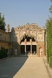 De Tuinen Grotta Grande - Boboli van La stock afbeeldingen