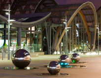 De Tuinen Sheffield van het millennium Stock Afbeeldingen