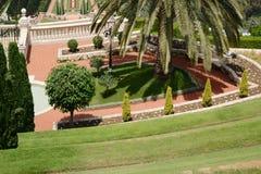 De tuinen van Bahai Royalty-vrije Stock Afbeelding