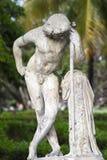 De Tuinen van Biscaye stock afbeelding