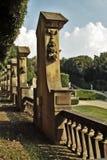 De tuinen van Boboli royalty-vrije stock afbeelding