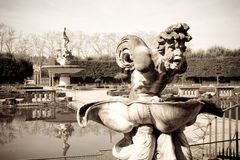 De Tuinen van Boboli, Florence Royalty-vrije Stock Foto's