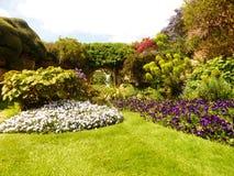 De tuinen van Kent van Engeland Stock Afbeelding