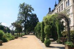 De tuinen van Safarik - Pilsen Royalty-vrije Stock Fotografie