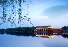De tuinen van Suzhou Royalty-vrije Stock Foto