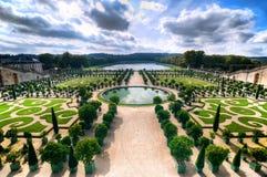 De Tuinen van Versailles Stock Fotografie