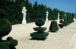 De Tuinen van Versailles Royalty-vrije Stock Foto's