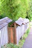 De tuinlandschap van Butchart Stock Fotografie