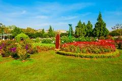 De Tuinpark van de Dalatbloem, Vietnam Royalty-vrije Stock Foto