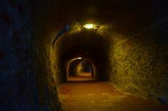 De Tunnel Stock Foto