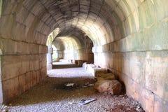 De Tunnel Royalty-vrije Stock Afbeeldingen