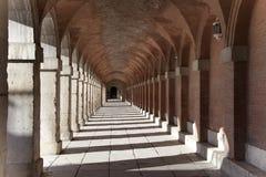 De tunnel Royalty-vrije Stock Afbeelding