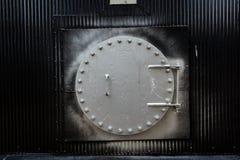 De tunnel van de opslagtank Stock Afbeelding