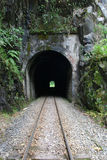 De tunnel van de trein Royalty-vrije Stock Afbeelding