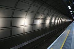 De tunnel van de trein Stock Afbeelding