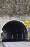 De Tunnel van de weg Royalty-vrije Stock Foto
