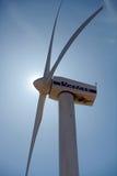 De turbine van de Vestaswind. Stock Foto's