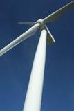 De turbine van de wind stock foto