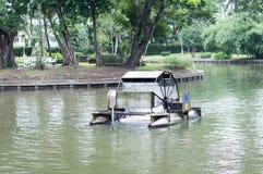 De turbine van het water Stock Afbeelding