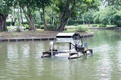 De turbine van het water Royalty-vrije Stock Afbeelding