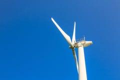 De turbines van windgenerators Stock Fotografie