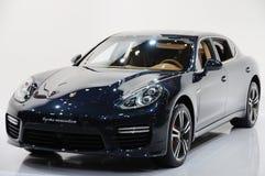 De turbostafmedewerker van Porsche Royalty-vrije Stock Foto