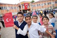 De Turkse Dag van de Republiek Stock Afbeeldingen