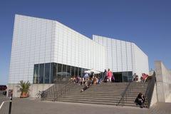 De Turner Contemporary-kunstgalerie Stock Foto