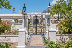 De Tuynhuys in Cape Town, Royalty Free Stock Images