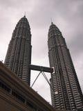 De TweelingToren van Petronas Stock Afbeeldingen