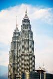 De TweelingToren van Petronas Stock Afbeelding