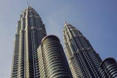 De TweelingTorens van Petronas Royalty-vrije Stock Fotografie