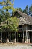 De typische bouw in Noord-Vietnam Royalty-vrije Stock Afbeeldingen