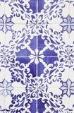 De typische oude tegels van Lissabon Stock Afbeelding