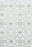 De typische oude tegels van Lissabon Royalty-vrije Stock Fotografie