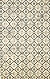 De typische Portugese achtergrond van de tilesAbstract kleurrijke muur - Lisb Stock Foto