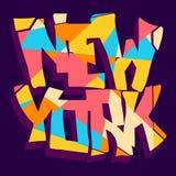 De typografieembleem van de sportslijtage, de grafiek van de t-shirtzegel Stock Afbeeldingen