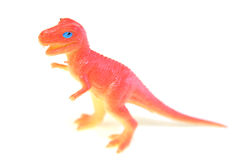 De tyrannosaurussen van de dinosaurus stock afbeelding