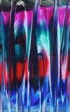 De Uitbarsting van de kleur Stock Foto