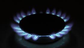 De uitbarsting van het gas Royalty-vrije Stock Afbeelding