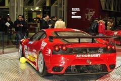De Uitdaging Motorshow van Ferrari Stock Afbeeldingen