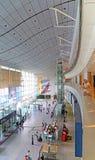 De uitdrukkelijke post van de Kowloonluchthaven, Hongkong Royalty-vrije Stock Foto's