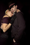 De uitdrukking van de tango Royalty-vrije Stock Afbeelding