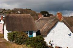 De Inham Cornwall van Cadgwith Stock Afbeelding