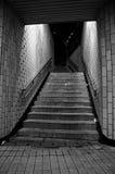 De Uitgang van de metro Royalty-vrije Stock Foto