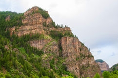 De uitlopers van Colorado Rocky Mountain Royalty-vrije Stock Foto