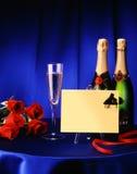 De Uitnodiging van de partij Royalty-vrije Stock Afbeeldingen