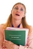 De Uitputting van de belasting Stock Foto